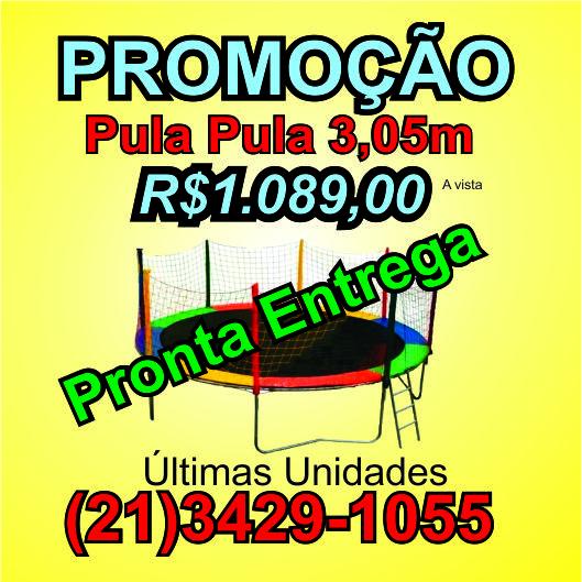 Promoção no Rio de Janeiro