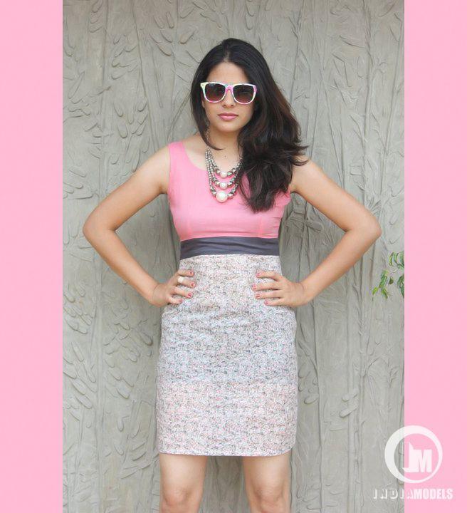Read our interview with Bangalore based model and actress Priyanka Jaidka  http://indiamodels.org/interview/priyanka.html