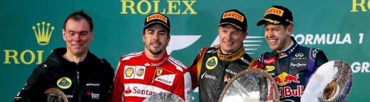Alonso 2º :)