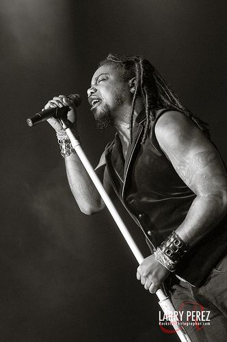 Lajon Witherspoon (1994–) SEVENDUST.com - The Official Sevendust Website - www.sevendust.com