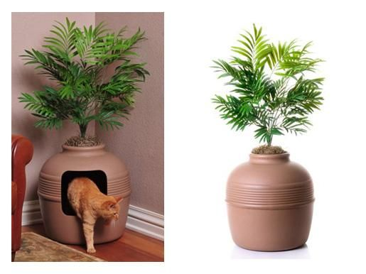 Hidden Litter Box for Cats - Litter Boxes - Cat Products