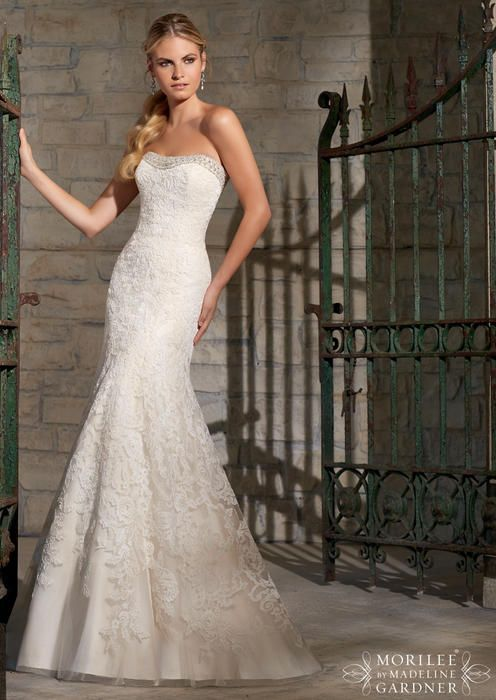 Discover The Mori Lee 2705 Bridal Gown Find Exceptional Gowns At Wedding Shoppe