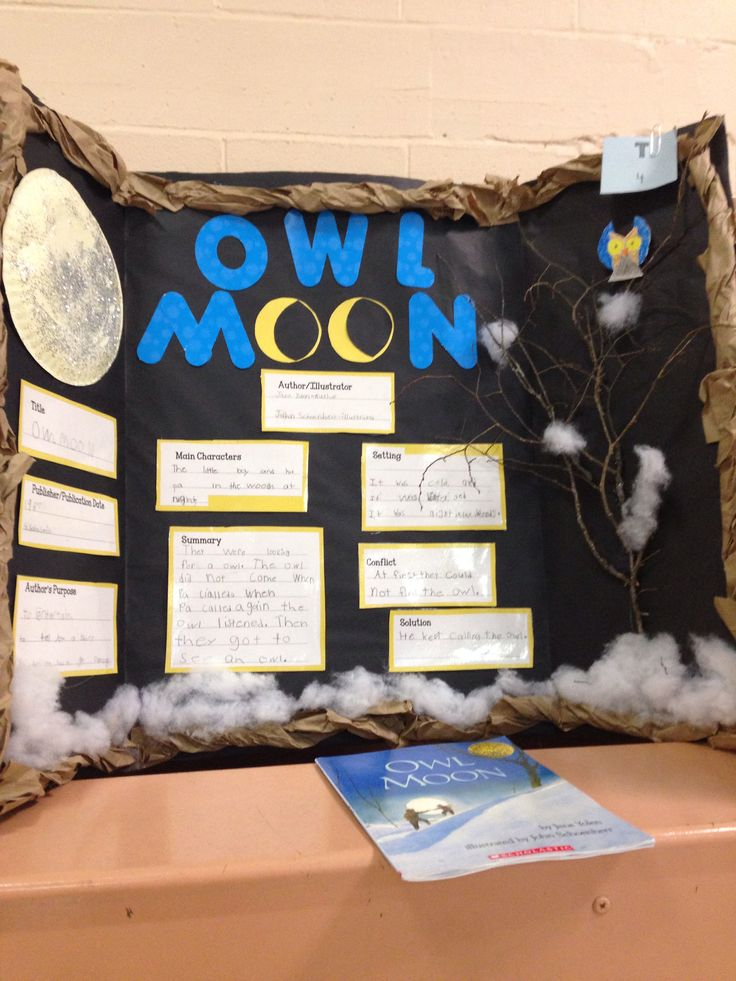 65 best Owl Moon Story Activities images on Pinterest | Assessment ...