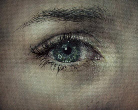 Eye (Acrylic)