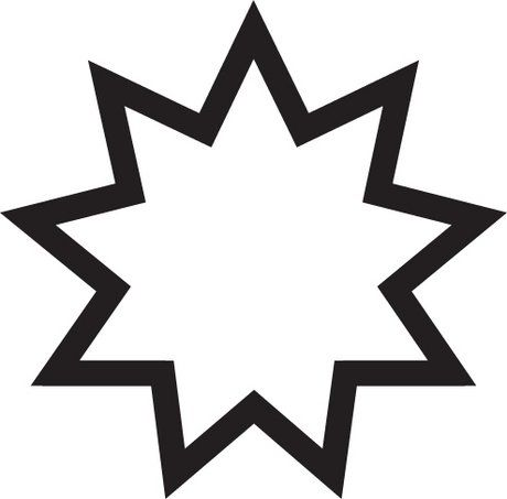 Nine Pointed Star 23