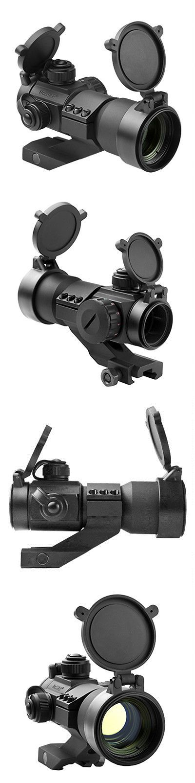 Sights 47240: Ncstar Tactical Scope W/ Red Green Blue Aiming Dot Fits Weaver Picatinny Rails BUY IT NOW ONLY: $50.15