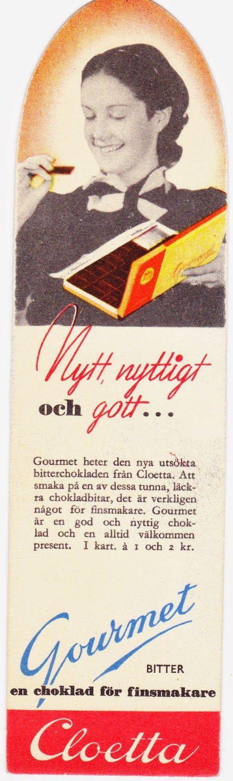 A Surprise Inside: Cloetta Chocolate