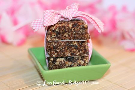 How to make your own larabars