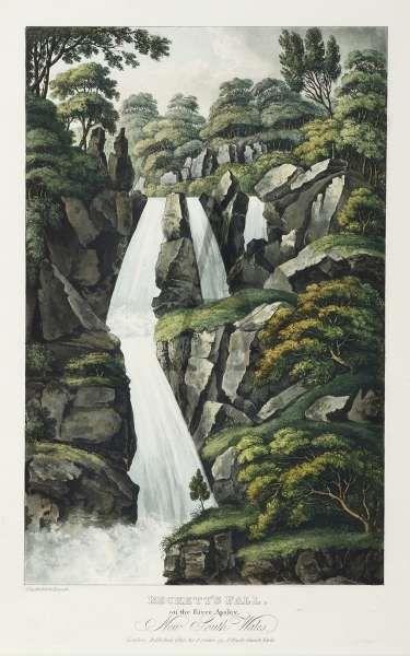 Joseph LYCETT Falls