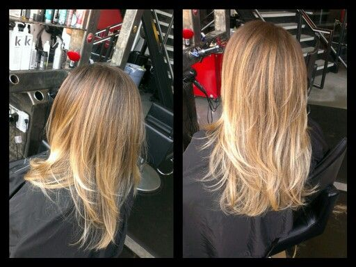Good day for an ombre!