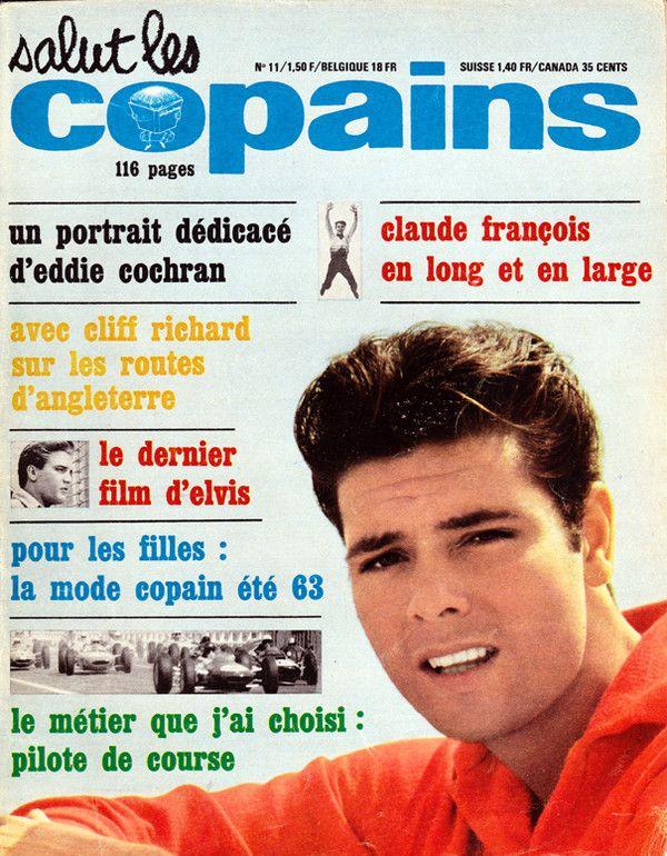 Salut Les Copains - n°11 - 06.1963