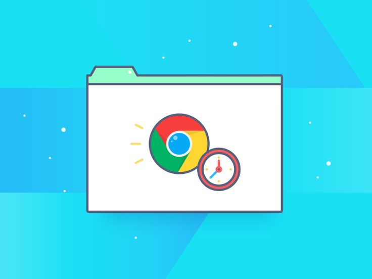 Check out our Chrome time tracker extension illustration on @dribbble