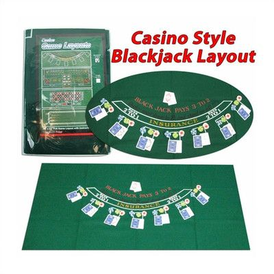 Casino Rental Equipment (per day)