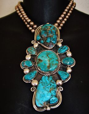 US $450.99 Pre-owned in Jewelry & Watches, Ethnic, Regional & Tribal, Native American