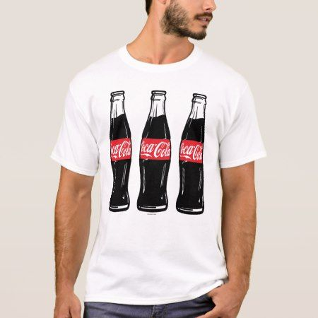 Coca-Cola | Classic Bottle T-Shirt - tap to personalize and get yours
