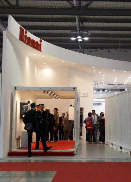 @aemexhibitions We love to design for Rinnai because they always give us the chance to express all of our exhibit creativity. www.aemexhibitions.com