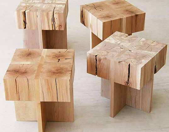 Great André Joyauu0027s Salvaged Wood Furniture Celebrates Reclaimed Materials Nice Ideas