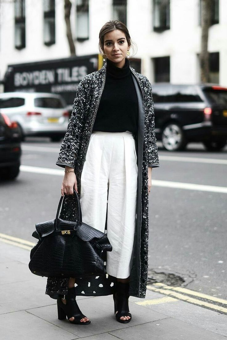 Fashion   Street Style   Fashion Week ✩ @thehazelvalley