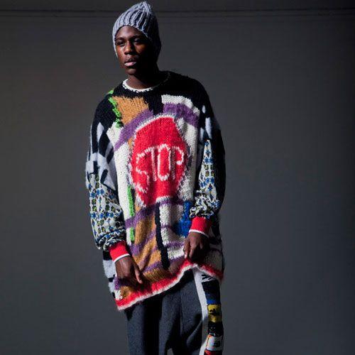 C-Newing – il knitwear diventa street