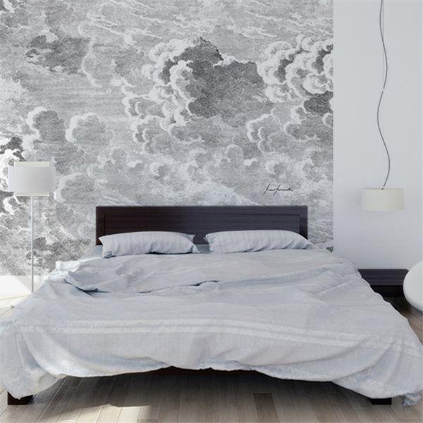 papier peint Nuvole