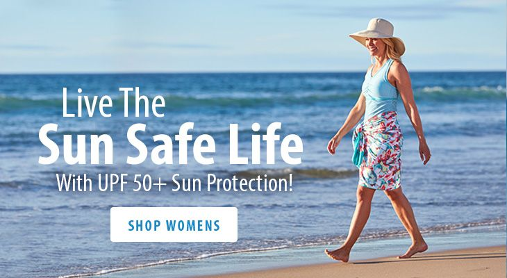 Swim Shirts, Sun Shirts, Sun Protection Clothing, UV Swimwear & More!