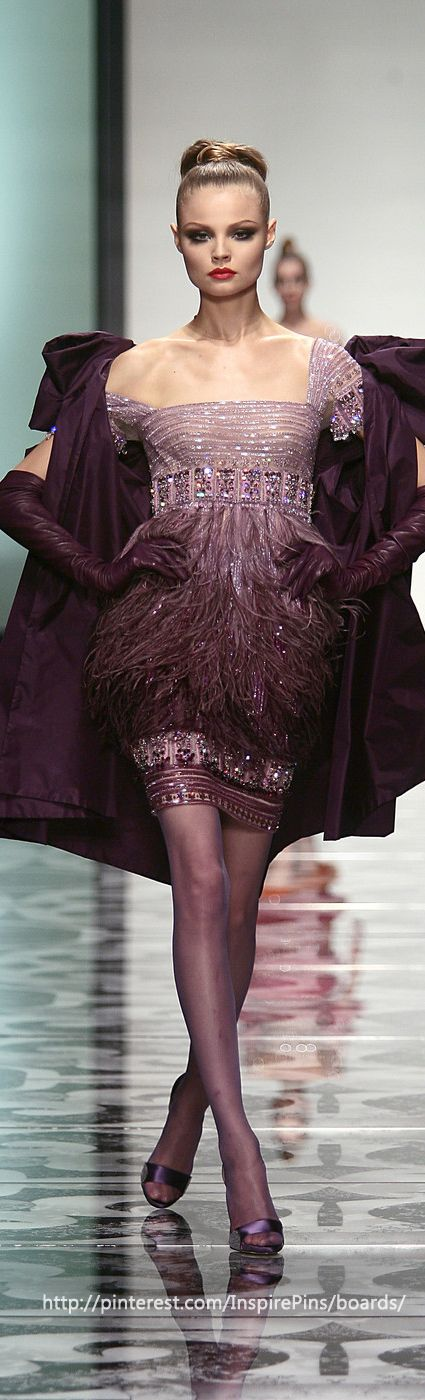 fashion ; Valentino Couture/This isn't my type but for some reason I love this