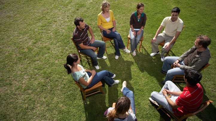Coping with Crohn's is easier when you join a Crohn's disease support group. Get the pros and cons of in-person versus online support groups.