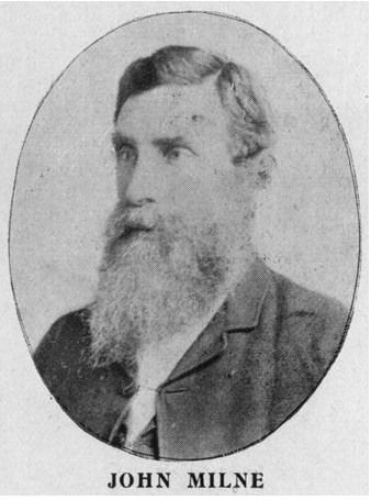 John Milne was a carpenter by trade and help to build the Gympie Court House and the hospital around 1871. He was offered a contract to come to Pleystowe with the Maryborough Sugar Company in his own profession.(c1912)