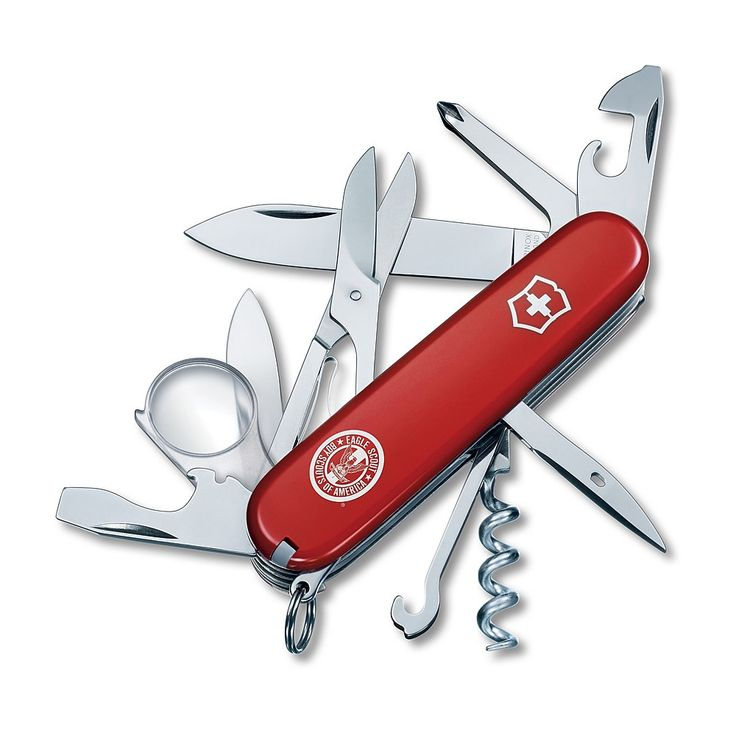 Eagle Scout Explorer Swiss Army Knife Swiss Army