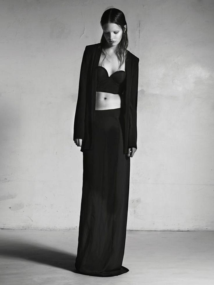 P: Frida Marklund S: Nicole Walker Garments by Maria Nordström