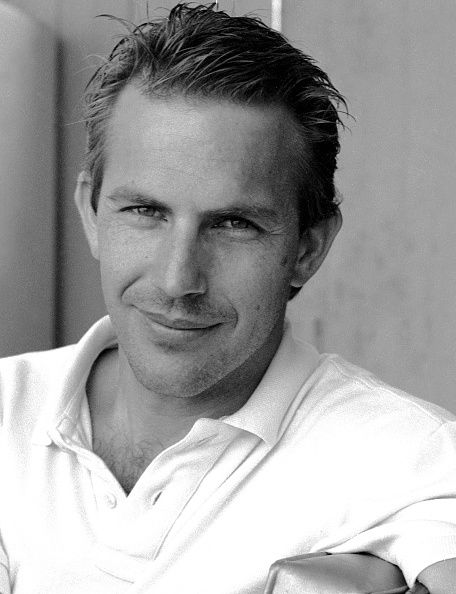 Portrait of American actor Kevin Costner during a photo shoot Los Angeles…
