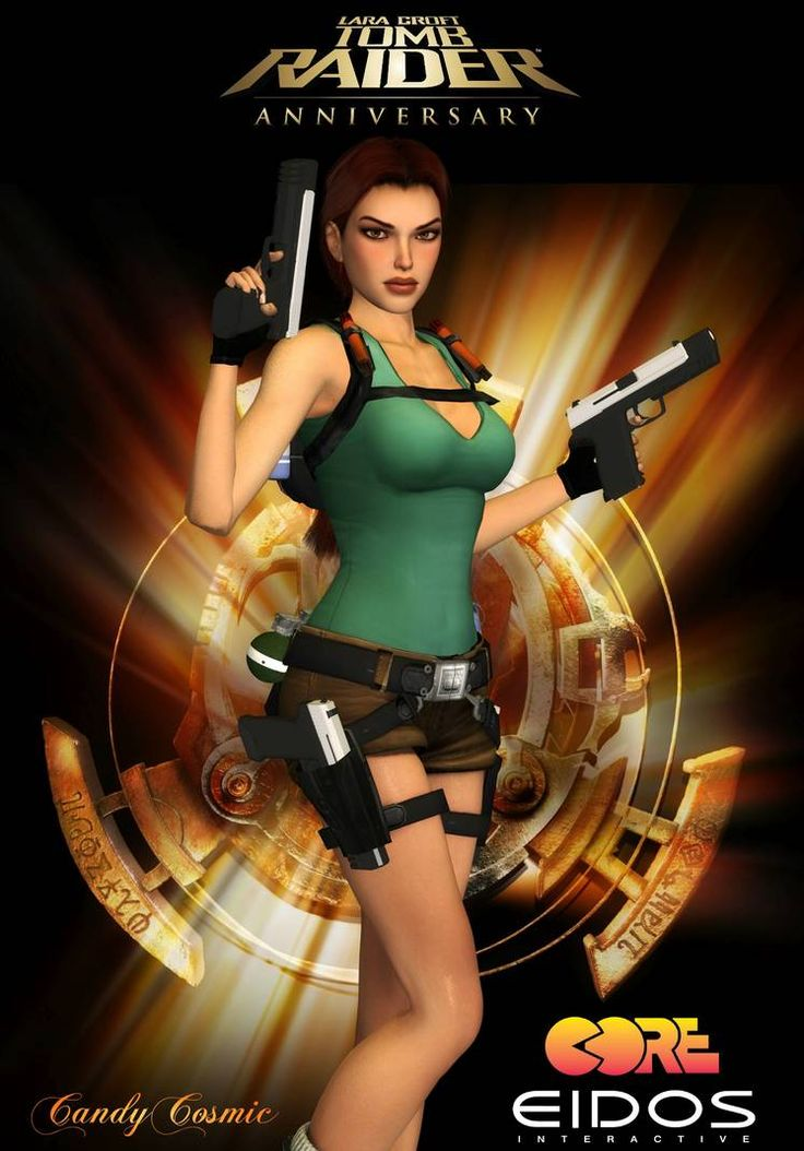 Tomb Raider Anniversary: Lara-Croft-Fans haben Nackt-Mod