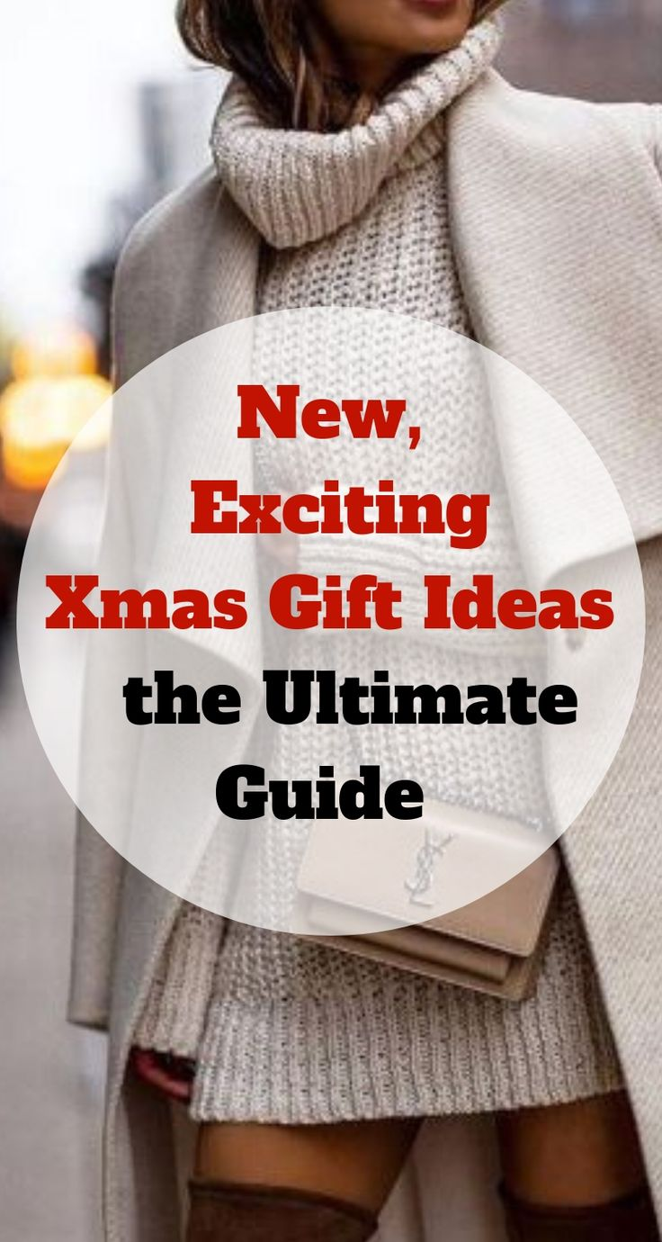 Exciting Christmas Gift Ideas Full Guide for 2018