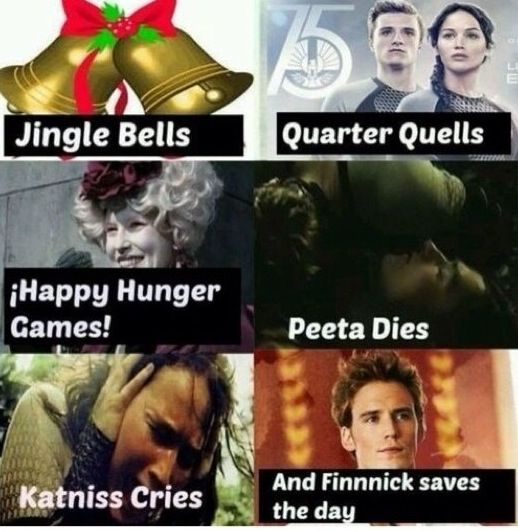 gotta love the hunger games with humor ;)