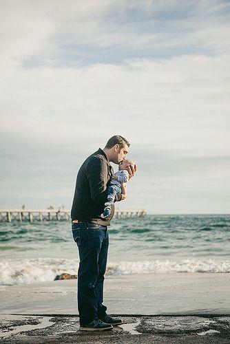 Father and son portrait (037). Photo by Jennifer Sando.