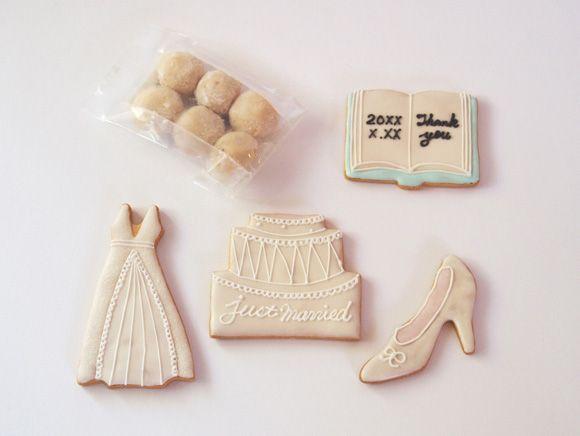 weddingクッキーセット - Natalie Gift Shop | 結婚式の引出物、内祝い、引き菓子、プチギフト、結婚祝いの通販サイト