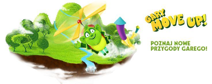 """""""Gary Gra"""" - edukacyjny serwis z grami ekologicznymi dla dzieci"""