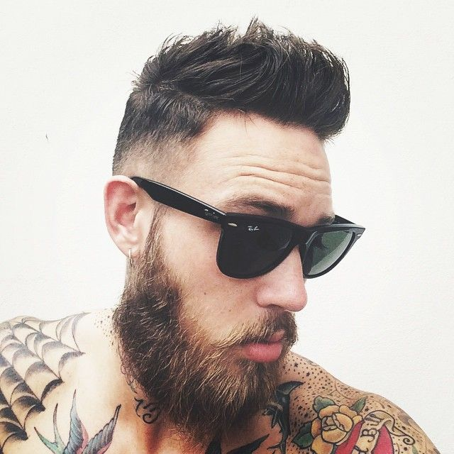 billy huxley haircut - photo #18
