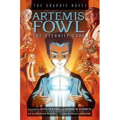 Artemis Fowl is going straight . . . as soon as he pulls off the most brilliant criminal feat of his career.  But his last job plan goes awry, leaving his loyal bodyguard, Butler, mortally injured. Artemis's only hope of saving his friend is to enlist the help of his old rival, Captain Holly Short of the LEPrecon fairy police. It is going to take a miracle to save Butler, and Artemis's luck may have just run out. . . .