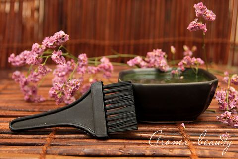 Секретная итальянская маска-обертывание для тусклых волос