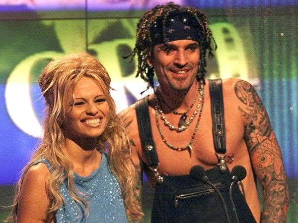 Pamela Anderson married Motley Crue drummer Tommy Lee just 96 hours after meeting him in 1995. The couple divorced three years later, but not before their sex tape had been leaked. The passionate pair have attempted several reconciliations over the years
