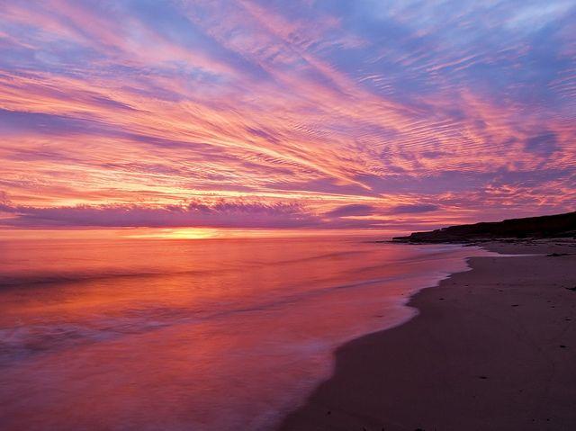 Sunset on Prince Edward Island - Canada's smallest province
