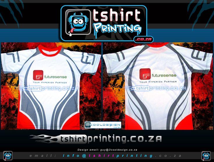 Custom Running Tshirts