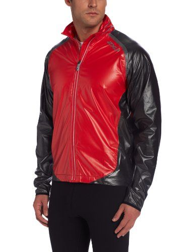 2XU Men's X Lite Membrane Jacket, Neon Red/Black, Medium 2XU ++ You can get best price to buy this with big discount just for you.++