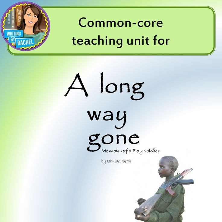 long way gone study guide essay I first read ishmael beah's memoir a long way gone: the true story of a child  soldier last year in preparation for an exam it was included in the  studies‖  125) in the same essay, lacapra emphasises the close connection between.