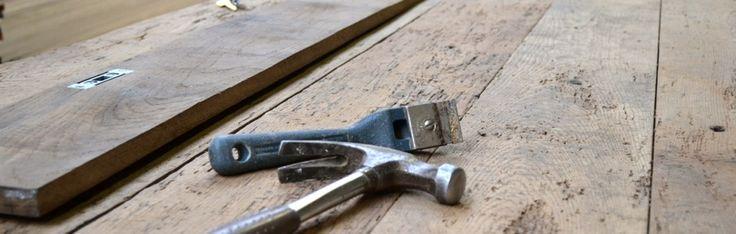 Blog de decoración reusing  construction material