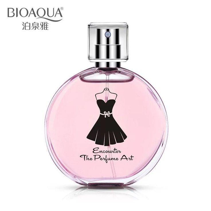BIOAQUA 30 Ml/50 Ml Liquide Femme Parfums et Parfums pour Femmes Parfum Vaporisateur Parfums pour Femmes Anti-Transpirant Corps déodorant