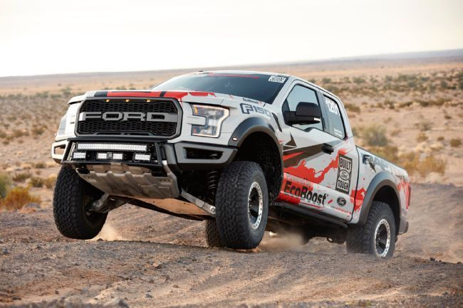 Awesome Ford 2017: Brand New 2017 Ford Raptor Race Truck Comes Factory Prepared Car24 - World Bayers Check more at http://car24.top/2017/2017/07/14/ford-2017-brand-new-2017-ford-raptor-race-truck-comes-factory-prepared-car24-world-bayers/