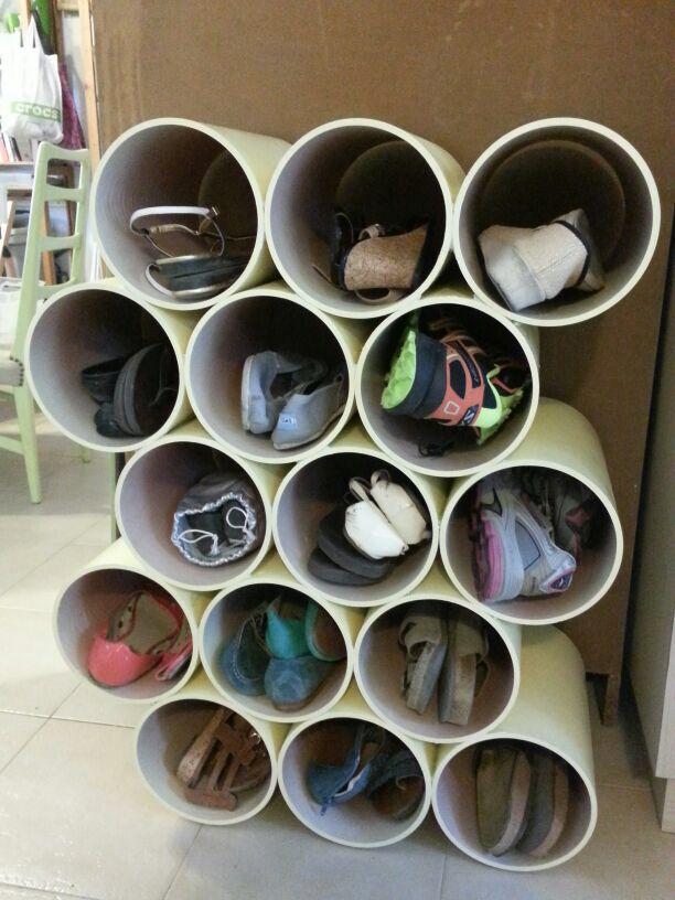 Best 25 Pvc Pipe Storage Ideas On Pinterest Pvc Storage