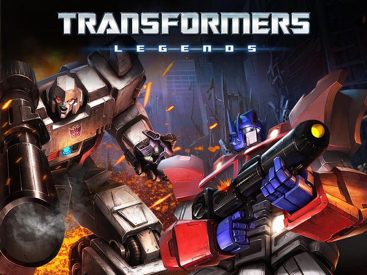 TRANSFORMERS Legends - iOS Store Store Top Apps | App Annie